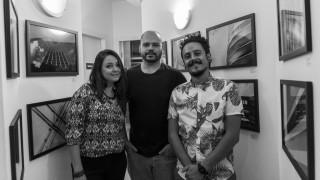 Os fotógrafos: Juliana Foini, Cid Costa Neto, Gabriel Nogueira.
