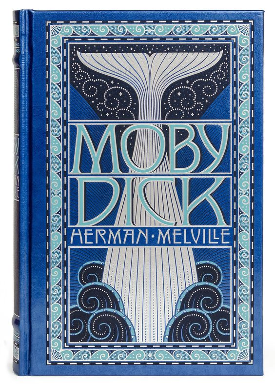 """""""Moby Dick"""", Herman Melville"""