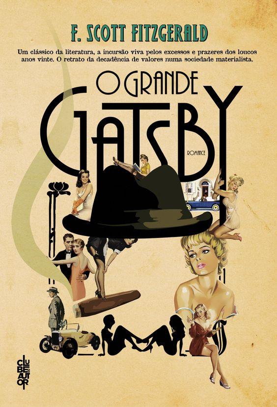 """""""The Great Gatsby"""", F. Scott Fitzgerald"""