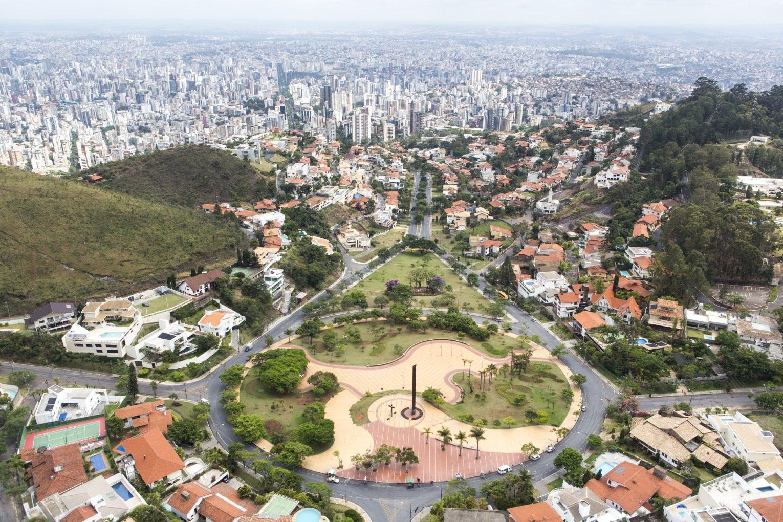 Belo Horizonte - Praça Papa